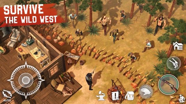 Westland Survival - Cowboy RPG Screenshot