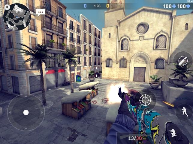 Critical Ops: Multiplayer FPS Screenshot