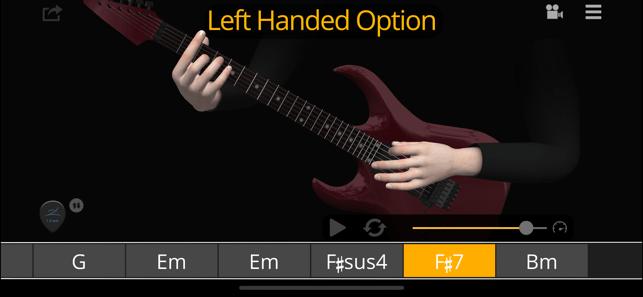 Gitar 3D - Temel Akorlar Screenshot