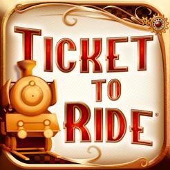 Ticket to Ride - Juego de tren