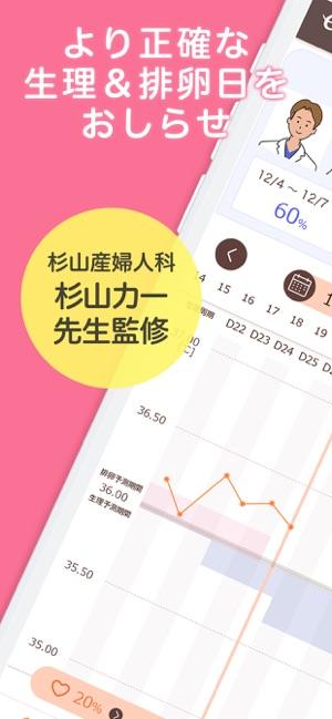eggs LAB-生理/排卵日予測で悩みを解決 Screenshot