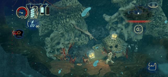 Shinsekai Into the Depths Screenshot