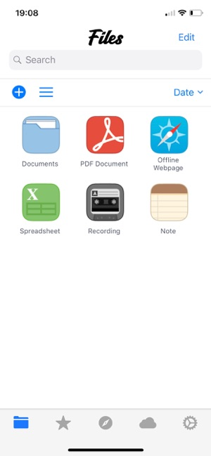 ‎File Manager & Browser Screenshot