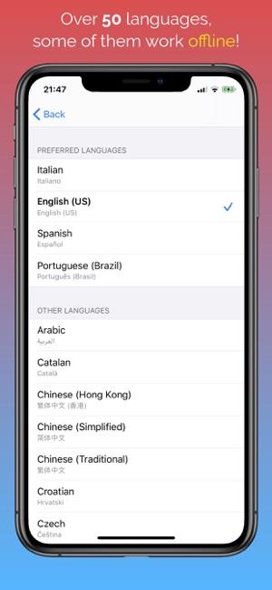 Audio to Text for WhatsApp Screenshot