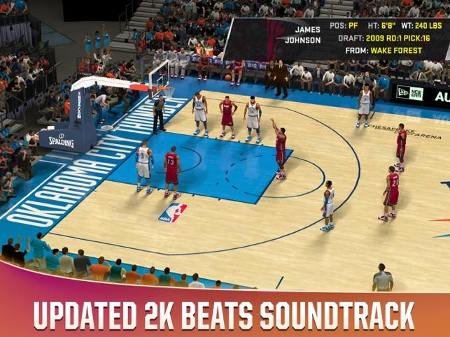 NBA 2K20 Screenshot