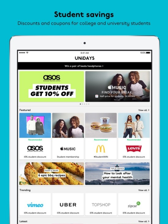 5 Student Apps Every New Student Needs