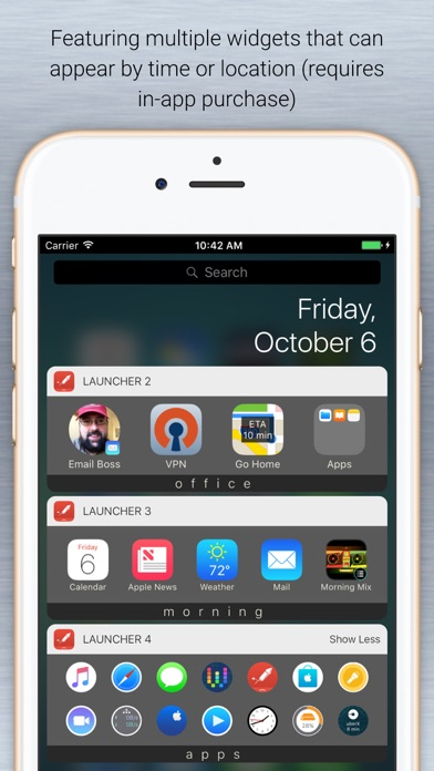 Cool App Update: Launcher for iPhone and iPad (New magic