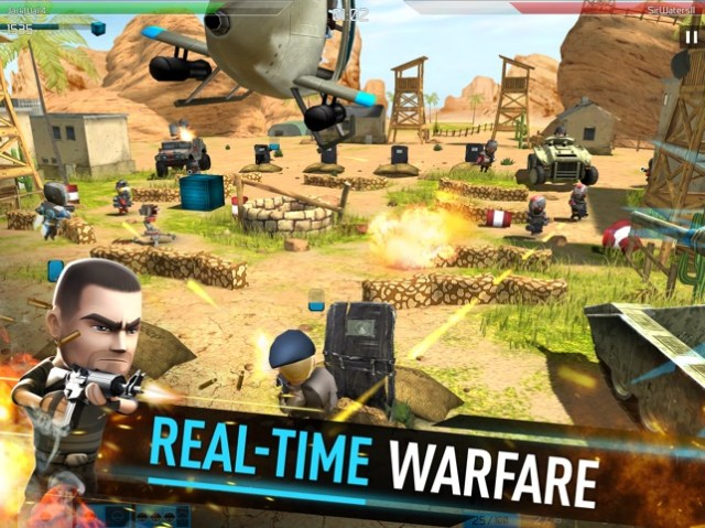 WarFriends: PvP Army Shooter Screenshot