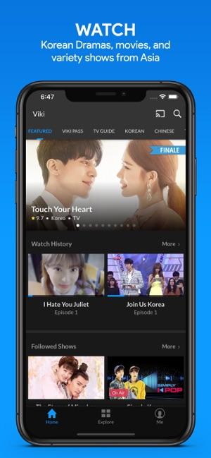 Viki: Asian TV Dramas & Movies Capture d'écran