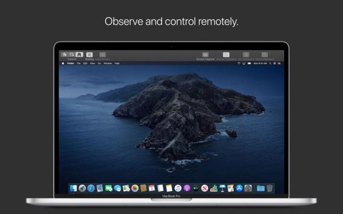 Apple Remote Desktop Screenshot 02 9nlsbvn