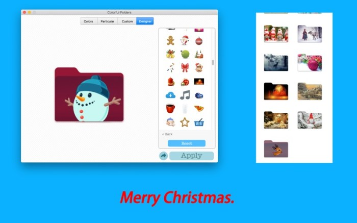 Colorful Folders Screenshot 04 12v3t5n