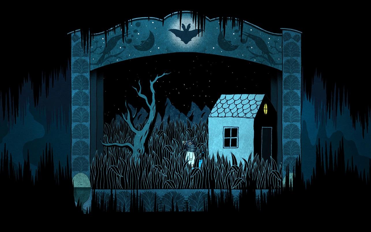 Yuri Mac 破解版 手绘风格的横版通关小游戏