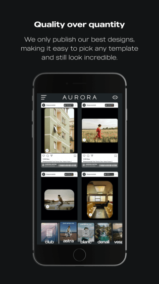 Aurora — Stories With Soul App for iPhone - Free Download Aurora — Stories  With Soul for iPhone at AppPure