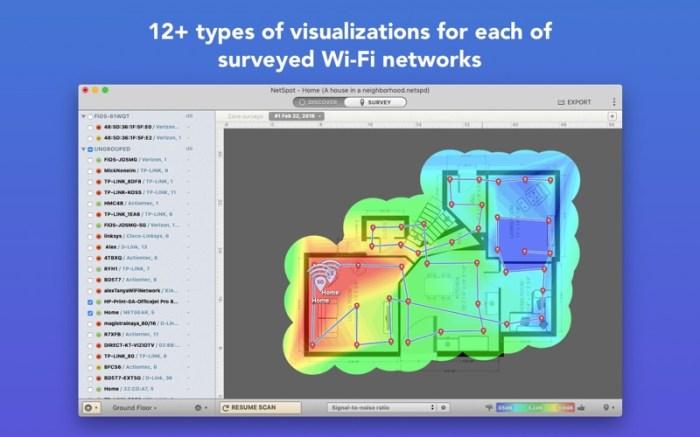 NetSpot PRO – Wi-Fi Reporter Screenshot 05 ikzeg1n