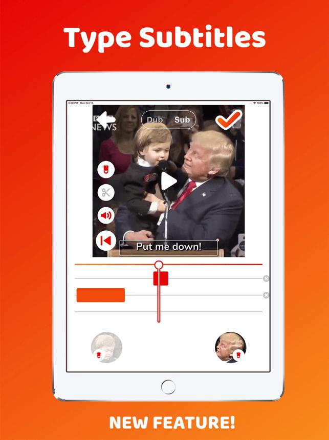 643x0w Télécharger MadLipz pour Android et iPhone pour faire des parodies