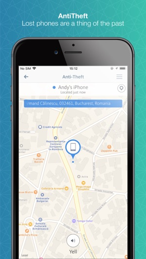Avira Mobile Security Screenshot