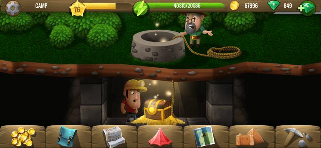 Diggy's Adventure: Fun Puzzles Screenshot