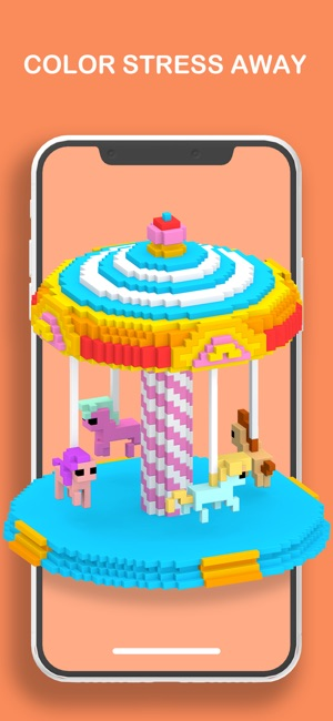 Voxel - Color by Number Screenshot