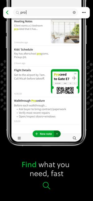 Evernote - Notes Organizer Screenshot