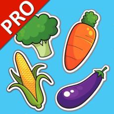 Vegetables Cards PRO
