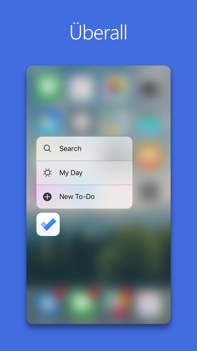 Microsoft To-Do Screenshot