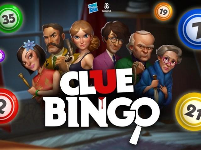 CLUE Bingo Screenshot