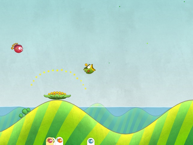 Tiny Wings Screenshot