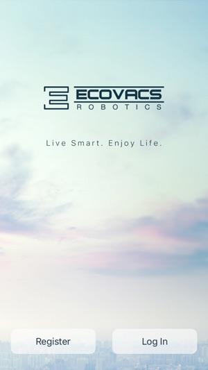 ECOVACS Screenshot