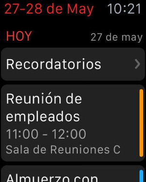Fantastical 2 para iPhone Screenshot