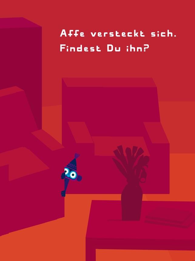 Hut-Affe von Chris Haughton Screenshot