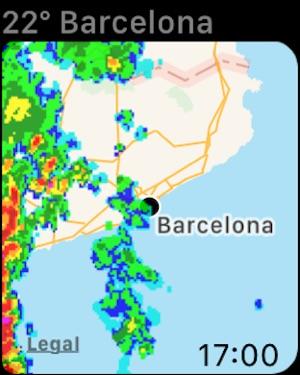 Regen-Alarm Plus Screenshot