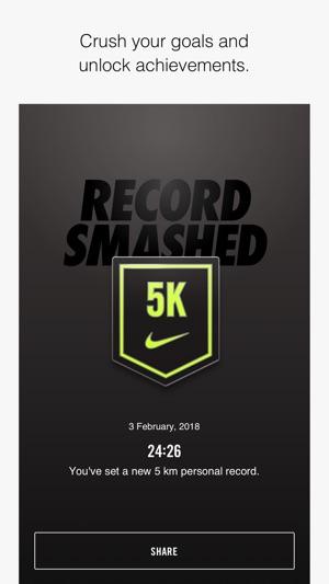 Nike Run Club Screenshot