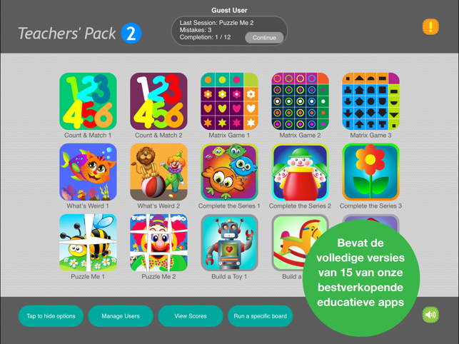 ‎Teachers' Pack 2 Screenshot