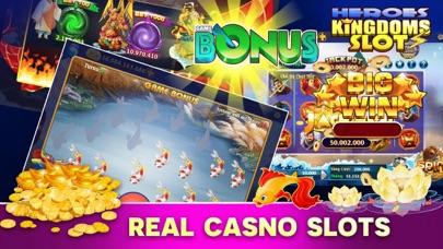 Heroes Kingdom Slots 1.4  IOS
