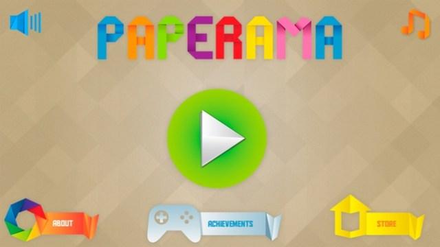 Paperama Screenshot