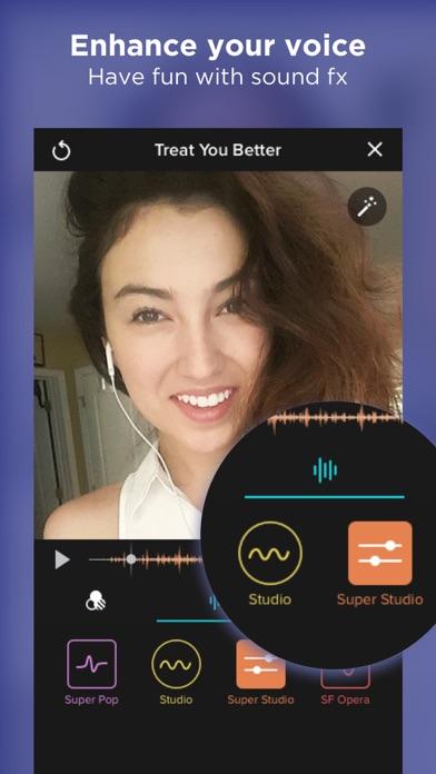Sing! Karaoke by Smule Screenshot