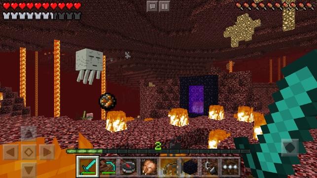 App StoreAbos Minecraft Pocket Edition Zeigt Was Uns Droht - Minecraft spielerkopfe bekommen