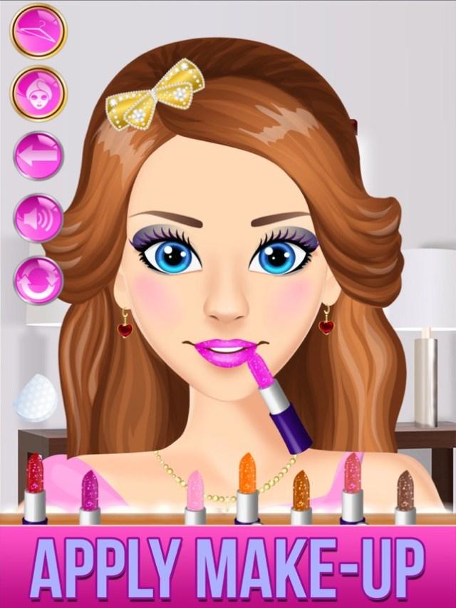 Prom Night Makeover & Salon Screenshot