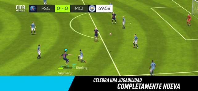 FIFA Fútbol Screenshot