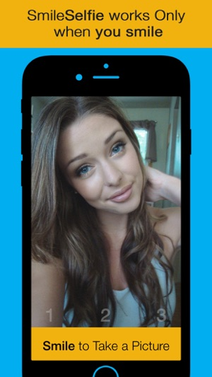 SmileSelfie - Automatic Selfie Screenshot