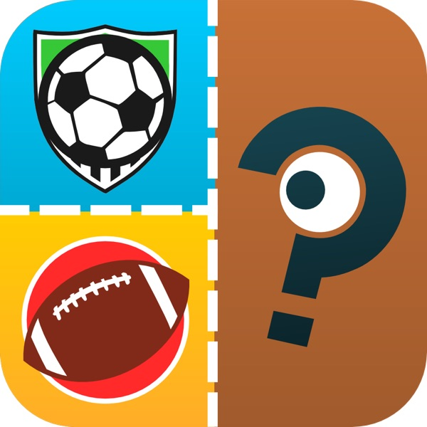 QuizCraze Sport Quiz- guess what's the pop football, basketball, and soccer brand icon?
