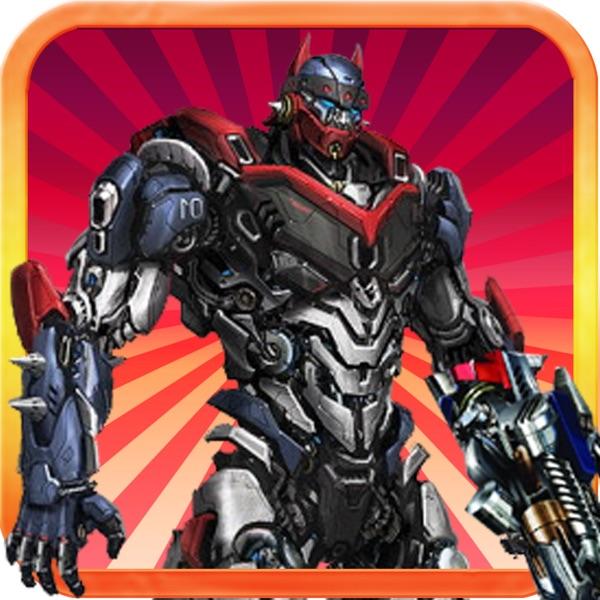 Mega Robot Attack