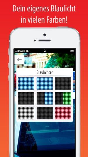 Sirens Deluxe - Dein Martinshorn & Blaulicht Screenshot