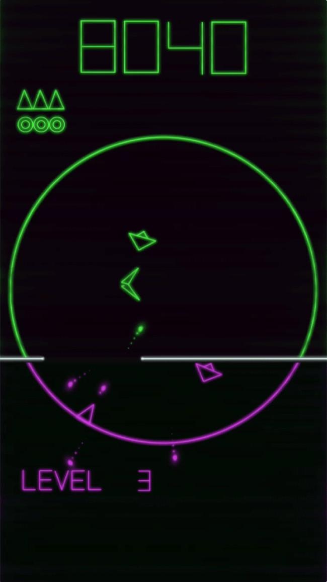 Vectradius Screenshot