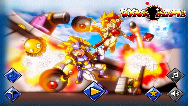 Dyna Bomb Screenshot