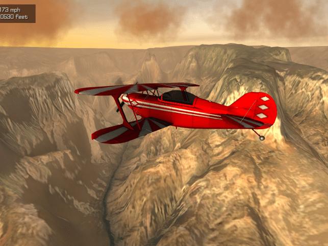 Flight Unlimited Las Vegas - Flight Simulator Screenshot
