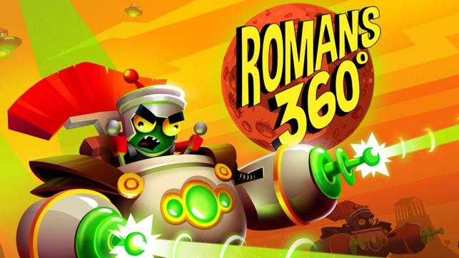 Romans From Mars 360 Screenshot