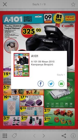 eBroşür - En Güncel Broşür, Katalog ve İndirimler Screenshot