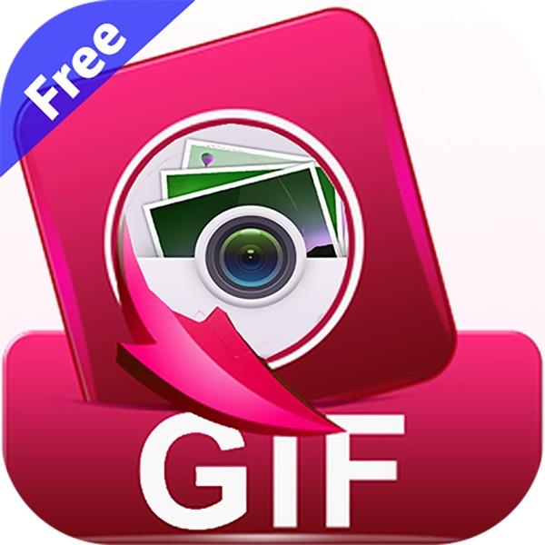 GIF Camera- Gif picture and photo maker & creator