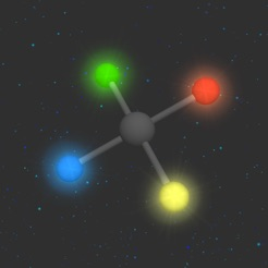 Light Up!  - color switch space game
